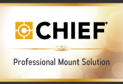 Chief Professional Mount solution